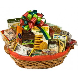 Darčekový kôš zdravá strava