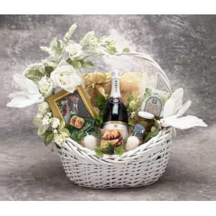 Darčekový kôš svadobný
