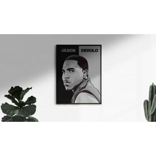 Autorský plagát DERULO A3