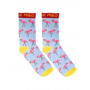 Ponožky blue FLAMENGO