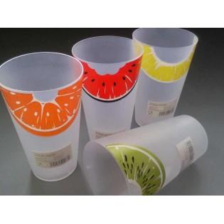 Plastový pohár 0.5l -...